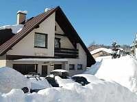 Rodinný dům na horách - zimní dovolená Černý Důl