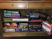 Hry pro dlohe zimni vecery - chalupa k pronajmutí Velká Úpa