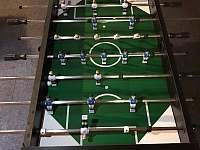 Stolni fotbalek - Velká Úpa