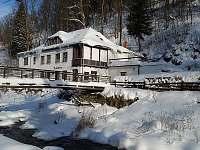 Zima 2017 - chalupa k pronajmutí Velká Úpa