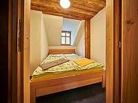 Apartmán - ložnice - Žacléř - Prkenný Důl