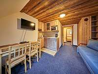 Apartmán - obývací pokoj s kuchyňkou - Žacléř - Prkenný Důl