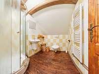 Pokoj 2 - koupelna - Žacléř - Prkenný Důl