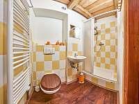 Pokoj 3 - koupelna - Žacléř - Prkenný Důl