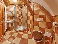 Pokoj 5 - koupelna - Žacléř - Prkenný Důl