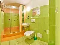 Pokoj 6 - koupelna - Žacléř - Prkenný Důl