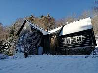 Roubenka Bratrouchov v zimě -