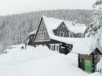 Bouda Bílé Labe Špindlerův Mlýn - chata ubytování Špindlerův Mlýn