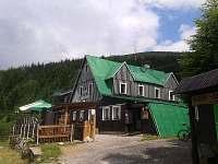 Chata Bouda Bílé Labe - ubytování Špindlerův Mlýn