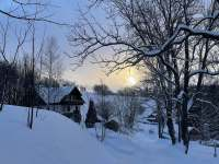 ubytování Štěpanická Lhota na chatě k pronájmu