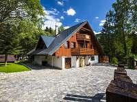 ubytování Skiareál Studenov - Rokytnice nad Jizerou v apartmánu na horách - Harrachov