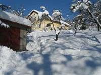 Apartmán na horách - zimní dovolená Víchová nad Jizerou