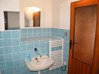 Koupelna - chata k pronajmutí Černý Důl - Čistá v Krkonoších