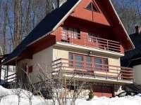 Chata k pronajmutí - zimní dovolená Černý Důl - Čistá v Krkonoších