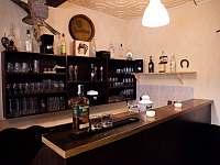 bar - chata k pronajmutí Křižlice
