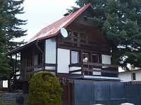 Chata ubytování v Rudníku