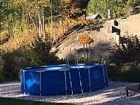 Bazén - vila k pronájmu Svoboda nad Úpou