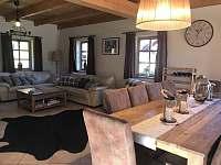 Obývací pokoj s jídelnou - Žacléř - Prkenný Důl