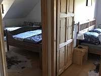 Pokoje v patře - Žacléř - Prkenný Důl
