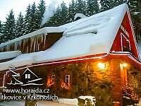 Penzion na horách - zimní dovolená Vítkovice v Krkonoších