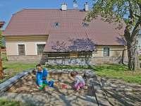 pískoviště - chata ubytování Rokytnice nad Jizerou