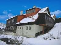 Chalupa Lucie Rokytnice nad Jizerou - chata ubytování Rokytnice nad Jizerou