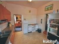 Kuchyně v přízemí - chata k pronajmutí Rokytnice nad Jizerou