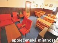 Společenská místnost přízemí - chata ubytování Rokytnice nad Jizerou