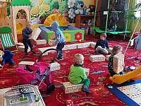 Dětská herna - pronájem apartmánu Svoboda nad Úpou