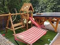 Dětské hřiště - apartmán k pronájmu Svoboda nad Úpou
