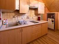 Kuchyň v apartmánu - k pronájmu Svoboda nad Úpou