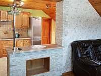 Obývací kuchyň v Lux. apartmánu - Svoboda nad Úpou