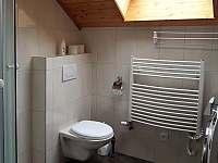 Toaleta v lux. apartmánu - Svoboda nad Úpou