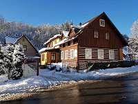 ubytování Ski areál Herlíkovice - Bubákov Penzion na horách - Černý Důl