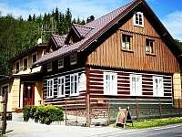 ubytování  v penzionu na horách - Černý Důl