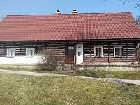 Levné ubytování Koupaliště Pecka Chalupa k pronájmu - Horní Brusnice