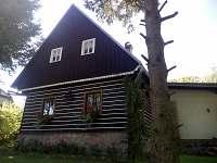 Chalupa - zahrada