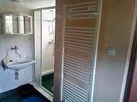 Koupelna - pronájem chalupy Chvaleč