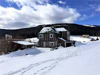 Apartmán na horách - zimní dovolená Pec pod Sněžkou