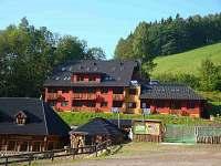 Levné ubytování Jezero Bukówka Apartmán na horách - Prkenný Důl