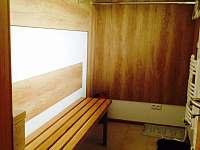Šatna - pronájem apartmánu Pec pod Sněžkou