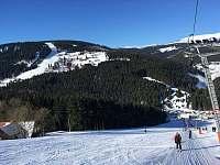 Sjezdovky Javor a Hnědý vrch - Pec pod Sněžkou