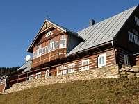 ubytování Sjezdovka Pěnkavčí vrch Chata k pronájmu - Velká Úpa