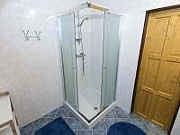 koupelna se sprchovým koutem - Horní Maršov