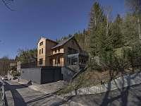 Špindlerův Mlýn ubytování 12 lidí  pronájem