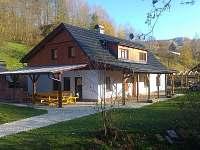 Chalupa ubytování v Petříkovicích