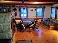 Horní Maršov ubytování 8 lidí  pronajmutí