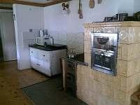 kuchyňské zázemí