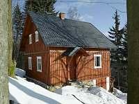 ubytování Ski areál Studenov - Rokytnice nad Jizerou Chalupa k pronajmutí - Paseky nad Jizerou