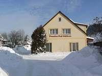 ubytování Ski areál Dolní Dvůr - Luisino údolí Penzion na horách - Horní Branná